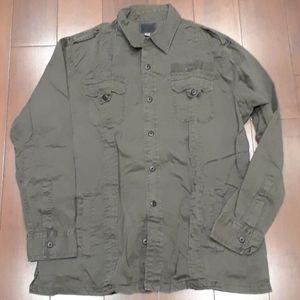 Converse One Star Shirt Jacket